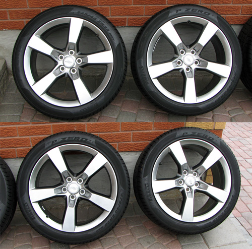 2010 camaro ss rs midnight silver 20 wheels pirelli. Black Bedroom Furniture Sets. Home Design Ideas