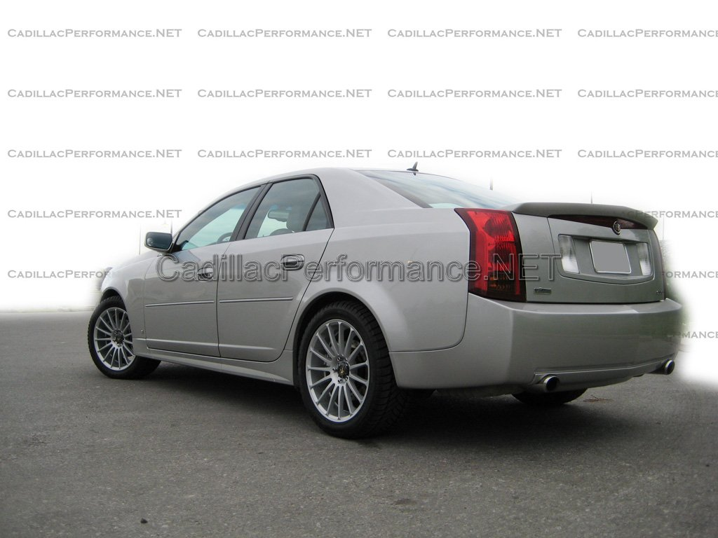 Cts Cts V Spoiler